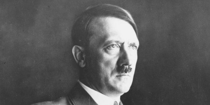 Hitler (Huffingtonpost)