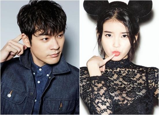 Jang Ki Ha dan IU (www.kpopchart.net)