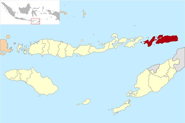Kabupaten Alor, NTT (Wikipedia)