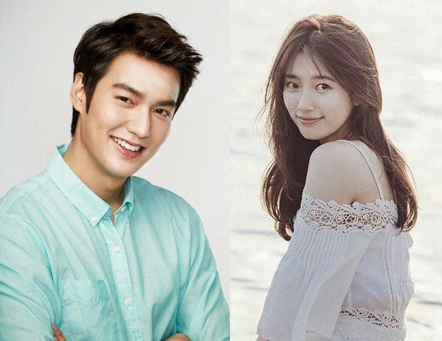 Lee Min Ho dan Suzy Miss A (indowarta.com)