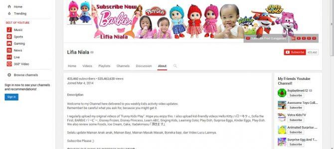Livia Niala (YouTube)