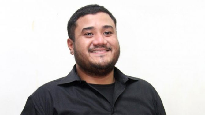 Mike Mohede (Tribunnews)