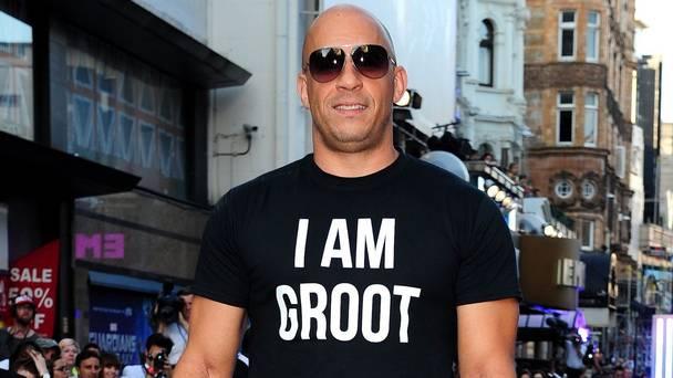 Vin Diesel (Belfasttelegraph)