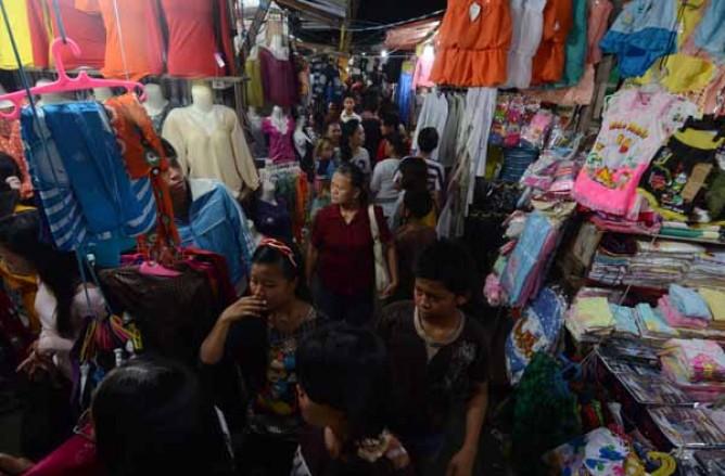 Pasar senggol (Rakyatsulsel)