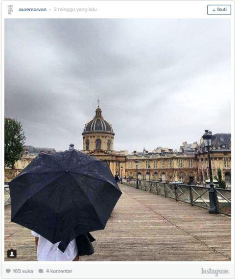 Pont des Arts (instagram.com)