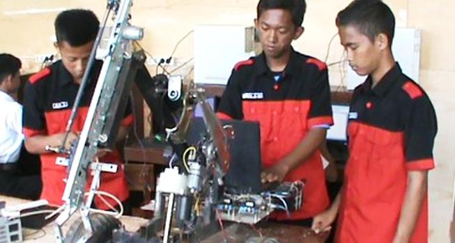Proses pembuatan Jihandak (Sukabumiupdate)