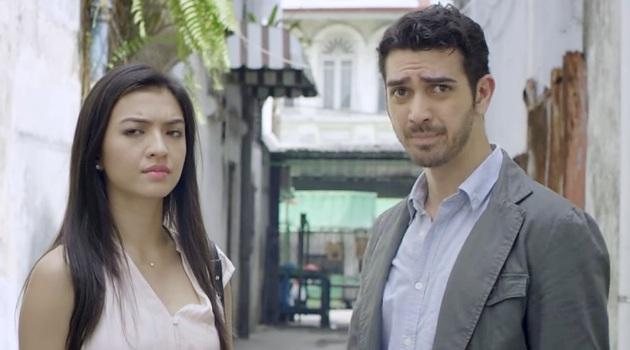 Raline Shah dan Fachry Albar (Wowkeren)