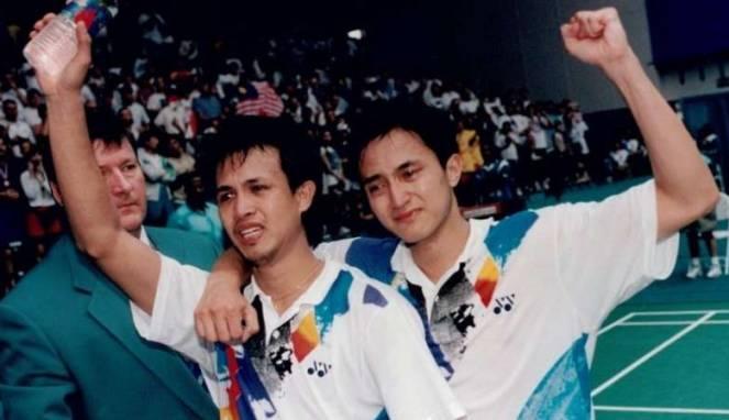 Rexy Mainaky dan Ricky Subagja (Viva)