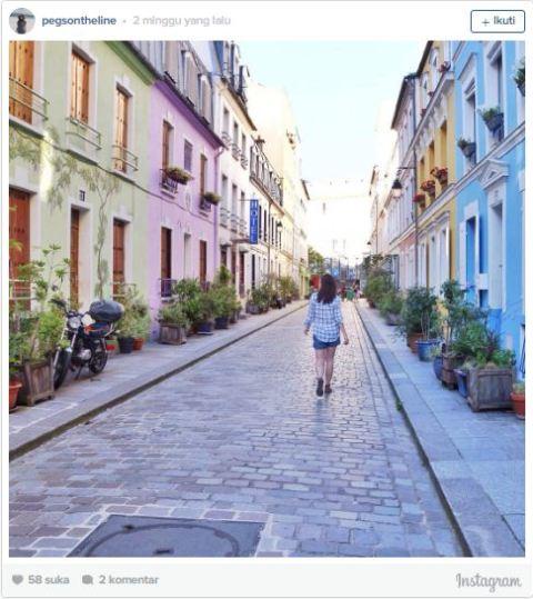 Rue Cremieux (instagram.com)