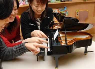 Piano terkecil di dunia (Oddee)