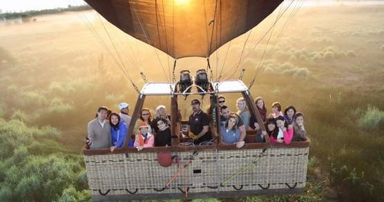 Sensasi Menikmati Balon Udara di 5 Tempat Ini, Yuk Coba!