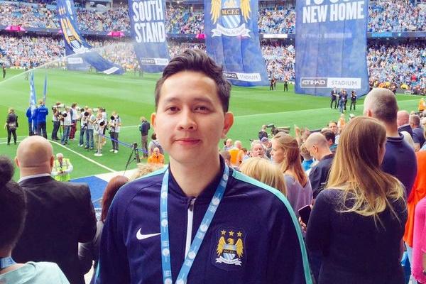 Hanif Thamrin, Dulu Tukang Cuci Kini Kerja di Manchester City