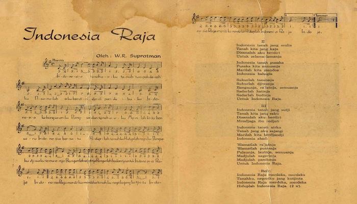 VIDEO: Evolusi Lagu Kebangsaan Indonesia Raya dari Dulu Hingga Kini
