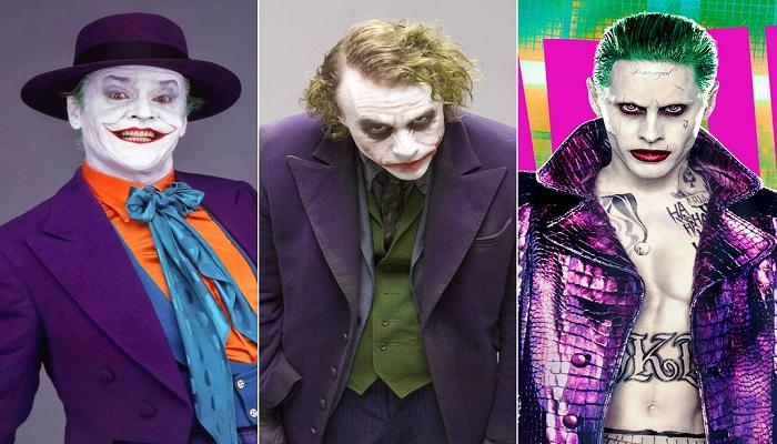 Video Evolusi Joker dari Dulu Hingga Kini, Keren Mana?