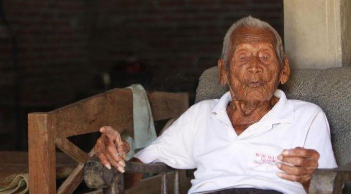 Rahasia Panjang Umur Mbah Gotho, Manusia Tertua di Dunia Asal Jawa Tengah