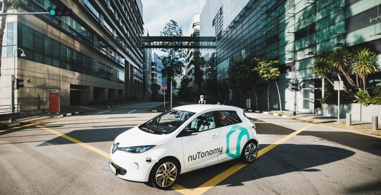 Keren! Taksi Tanpa Supir Pertama di Dunia Ini Siap Beroperasi di Singapura