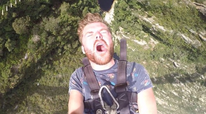 VIDEO: Ini Pelajaran Penting untuk Kamu yang Ingin Bungee Jumping