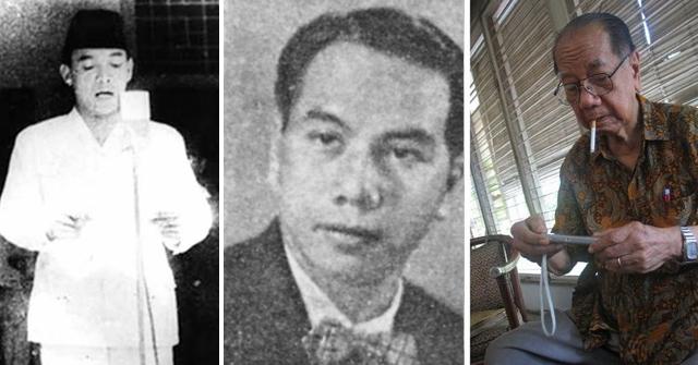 Sukarno dan Jusuf Ronodipuro (Hello Pet)