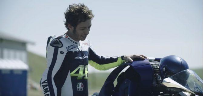 Motobot dan Valentino Rossi (Autoevolution)