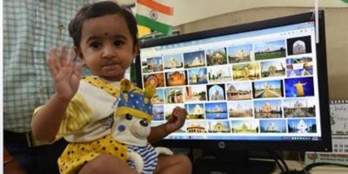 Bayi Ajaib, Baru 18 Bulan Sudah Hafal 26 Jenis Mata Uang