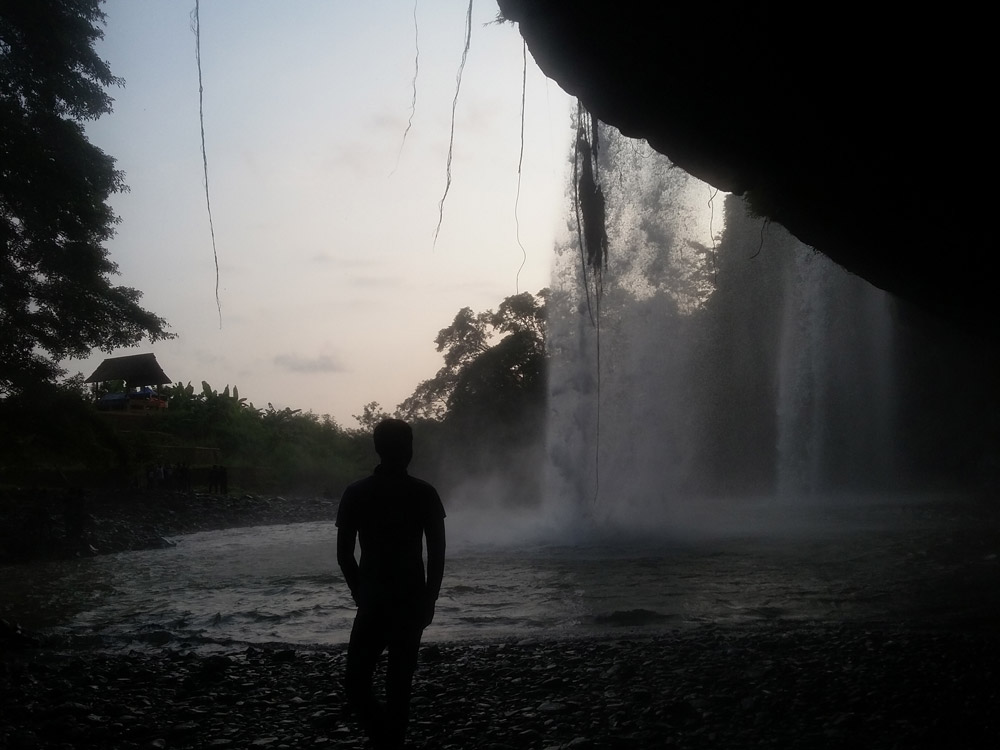 Curug Sodong, Ciletuh Geopark