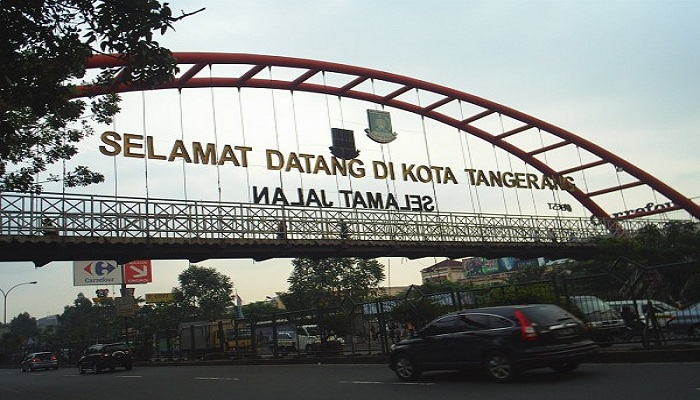 Sejarah Nama Kota Tangerang, Ternyata Berasal dari Salah Eja
