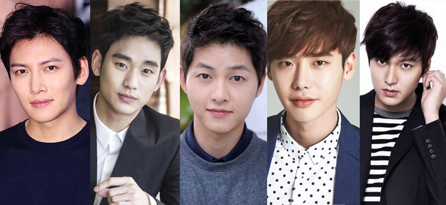 Gimana Tampang 5 Aktor Ganteng Korea Saat Debut Jadi Artis?