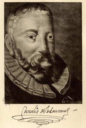 Cornelis de Houtman (Wikipedia)