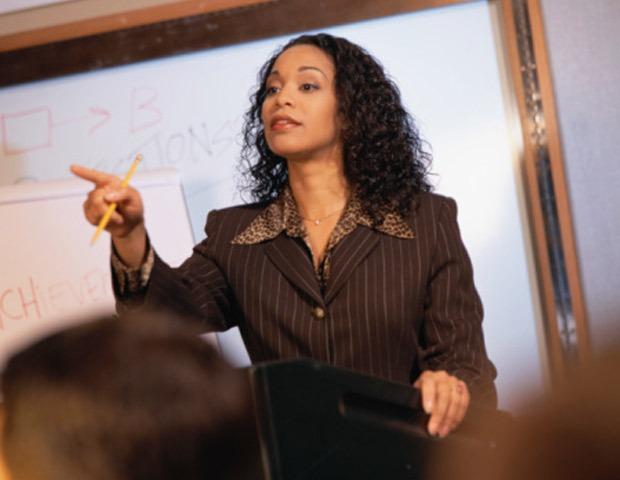 Dosen belajar lebih dulu (www.blackenterprise.com)