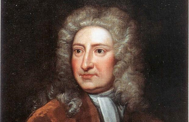 Edmund Halley (Famous-mathematicians)