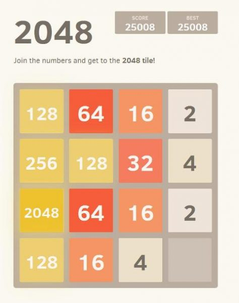 Game 2048 (ironyca.files.wordpress.com)