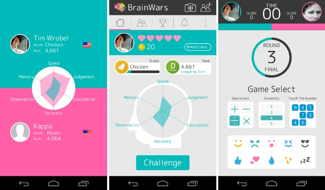 Game Brain Wars (www.droid-life.com)