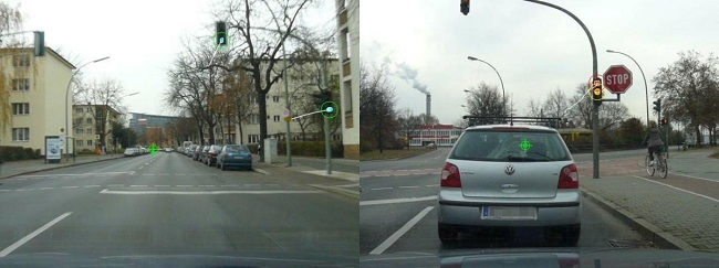 Ilustrasi Road Sign & Object Recognition (Fu-berlin)