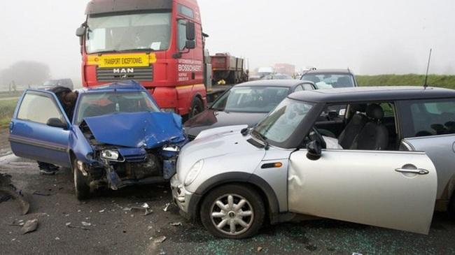 Ilustrasi kecelakaan lalu lintas (BBC)