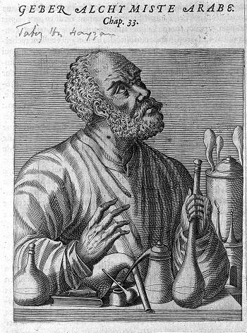 Jabir ibnu Hayyan (Wikimedia)