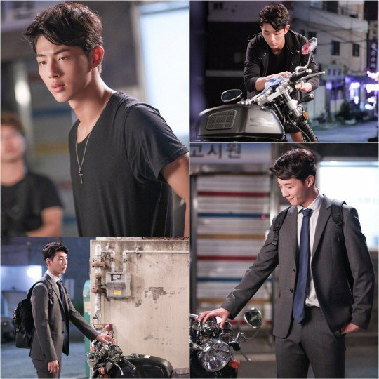 Ji Soo dalam drama Fantastic (kdramasanonymous.wordpress.com)