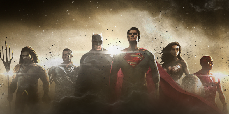 Penampakan Kostum Batman Baru di Film Justice League, Lebih Sangar