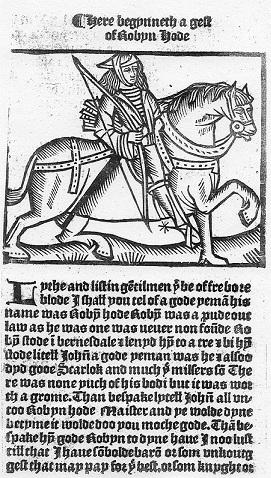 Kisah Robin Hood (Robinhoodlegend)