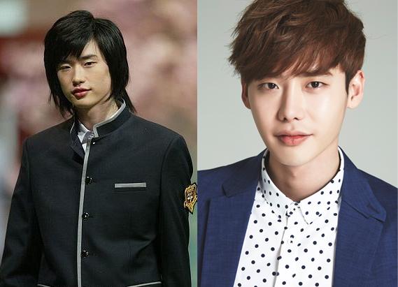 Lee Jong Suk Saat Debut vs Sekarang (darksmurfsub.com)