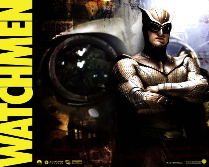 Night Owl dari film Watchmen (Watchmen Wikia)
