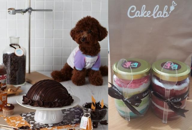 Nutella Bomb dan Cake in Jar di Cake Lab (pergikuliner.com)