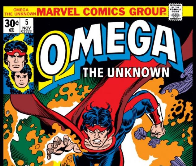 Omega The Unknown (Marvel)