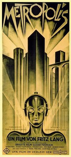 Poster film Metropolis (Wikipedia)