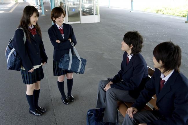 Seragam Jepang (Japantimes)
