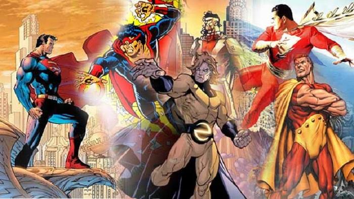 Super Mirip, Ini 5 Superhero 'Kembaran' Superman