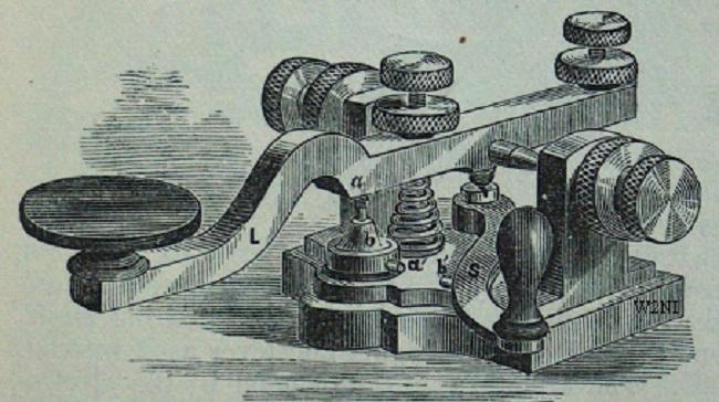 Telegraf (Telegraph-history)