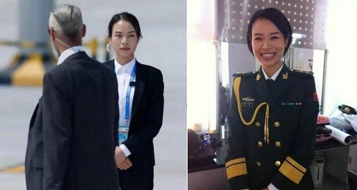 Kawal Konferensi G20, Bodyguard Cantik Asal Tiongkok Ini Jadi Berita