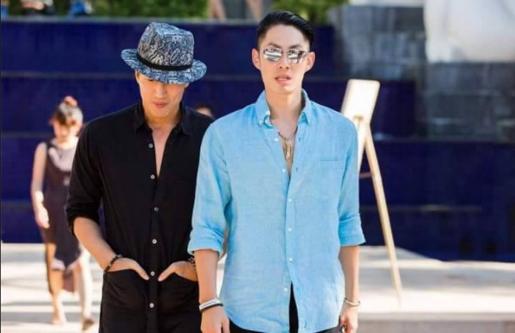 Jerry Yan dan Vanness Wu (Asiaone)