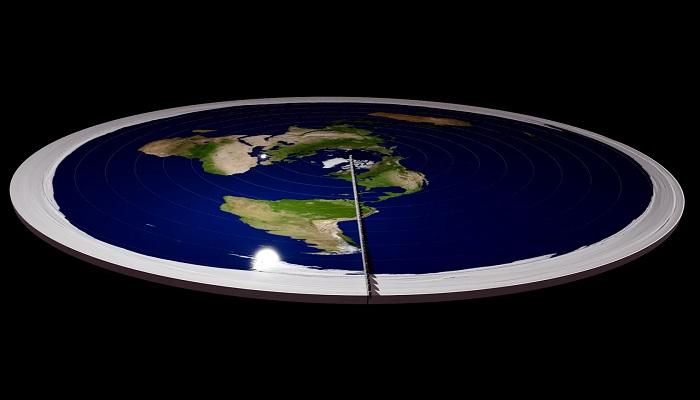 Menjawab Kehebohan Bumi Datar yang Sedang Jadi Berita
