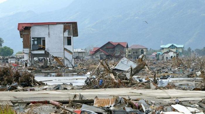 Ternyata Ini Penyebab Gempa dan Tsunami Aceh 2004 yang Sebenarnya